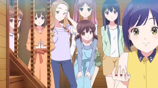 Wake Up, Girls! 新章 2話005
