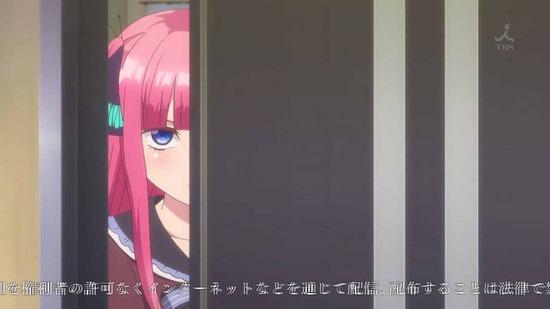 五等分の花嫁 3話番組カット006