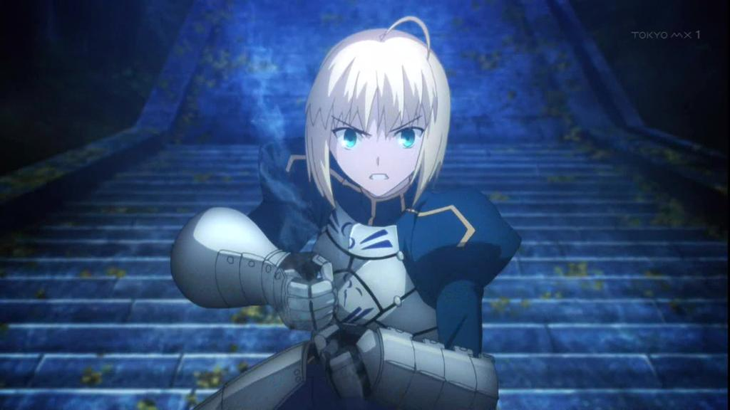 Fate/stay night[Unlimited Blade Works] #07 007