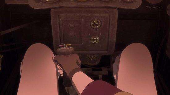 荒野のコトブキ飛行隊 1話番組カット014