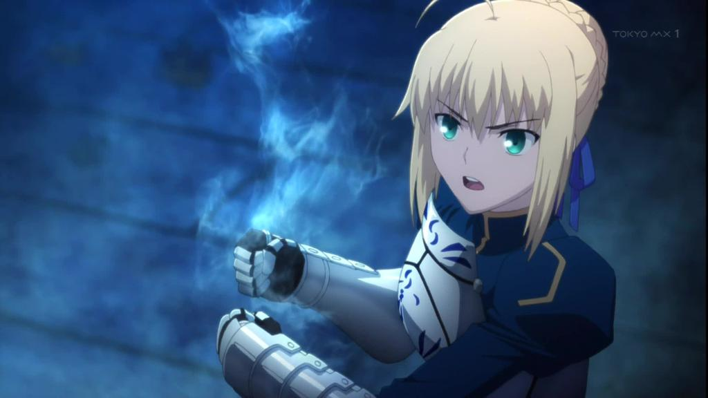 Fate/stay night[Unlimited Blade Works] #06 017