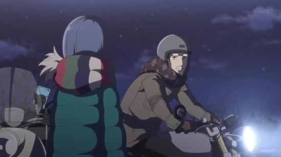 ゆるキャン△ SEASON2 9話場面カット032