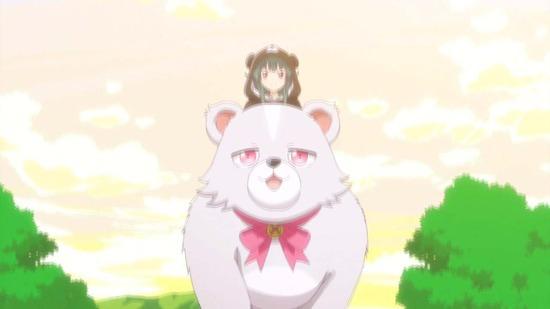 くまクマ熊ベアー 3話場面カット037