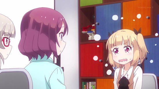 NEW GAME!! 1話番組カット043