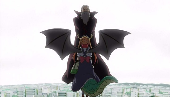 小林さんちのメイドラゴン 最終回13話番組カット007
