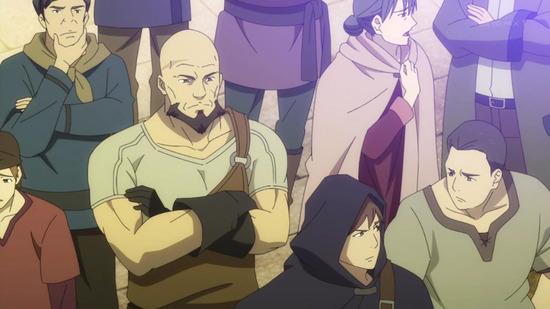 盾の勇者の成り上がり 21話番組カット025