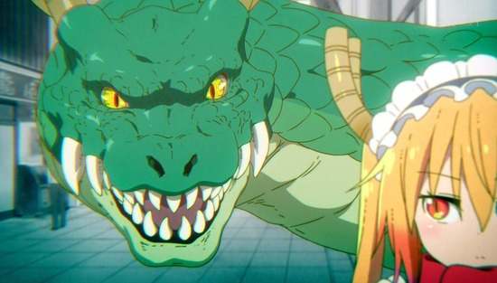 小林さんちのメイドラゴン 最終回13話番組カット005
