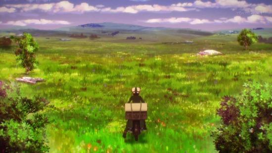 キノの旅 最終回12話番組カット021