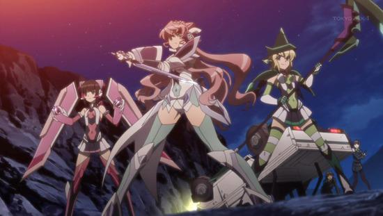 戦姫絶唱シンフォギアAXZ 2話番組カット001