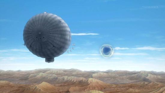 荒野のコトブキ飛行隊 10話番組カット006