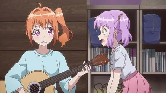 RELEASE THE SPYCE 10話場面カット007