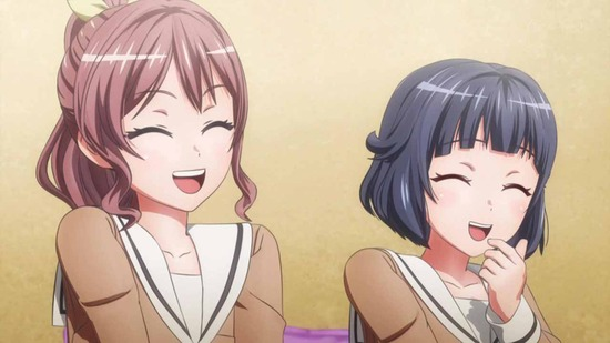 BanG Dream! 2nd Season 9話番組カット002
