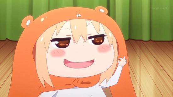 干物妹!うまるちゃんR 12話番組カット040