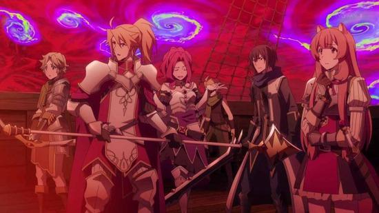 盾の勇者の成り上がり 11話番組カット015