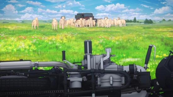 キノの旅 最終回12話番組カット009