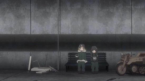 少女終末旅行 10話番組カット003