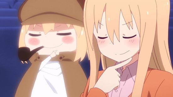 干物妹!うまるちゃんR 2話番組カット_042