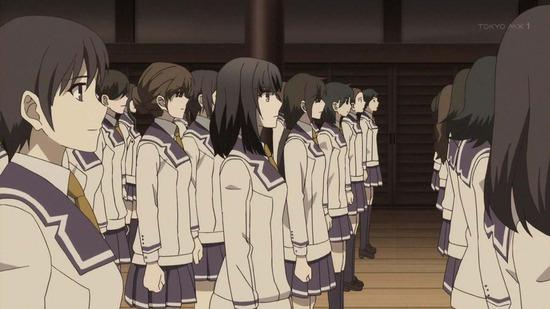 刀使ノ巫女 22話場面カット023