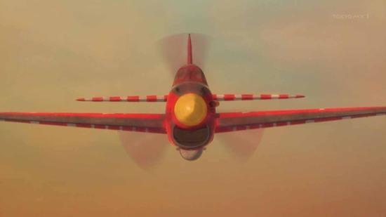 荒野のコトブキ飛行隊 7話番組カット015
