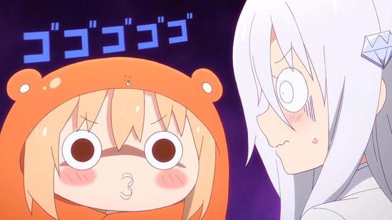 干物妹!うまるちゃんR 10話番組カット013