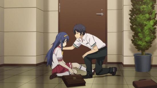 この世の果てで恋を唄う少女YU-NO 14話番組カット017