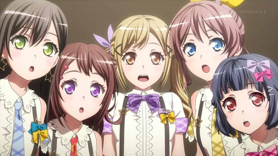 BanG Dream! 3rd Season 9話場面カット010