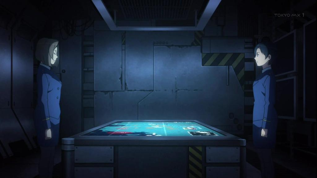 アルドノア・ゼロ 9話姫心肺停止010
