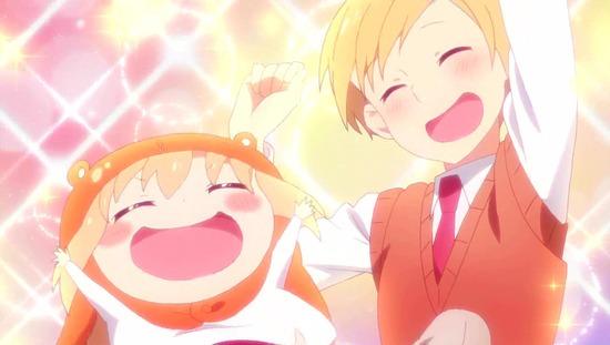 干物妹!うまるちゃんR 2話番組カット_004