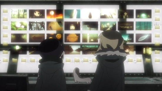 少女終末旅行 最終回12話番組カット004