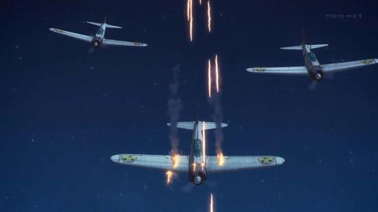 荒野のコトブキ飛行隊 1話番組カット021