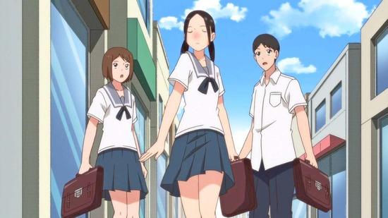 ちおちゃんの通学路 第2話場面カット015