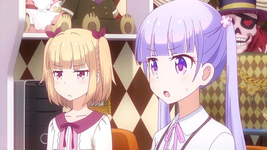 NEW GAME!! 8話番組カット_003