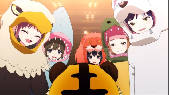 Wake Up, Girls! 新章 6話番組カット021