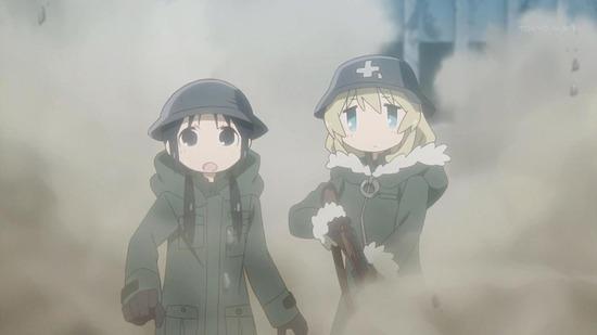 少女終末旅行 3話番組カット004