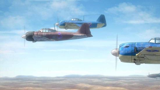 荒野のコトブキ飛行隊11番組カット003