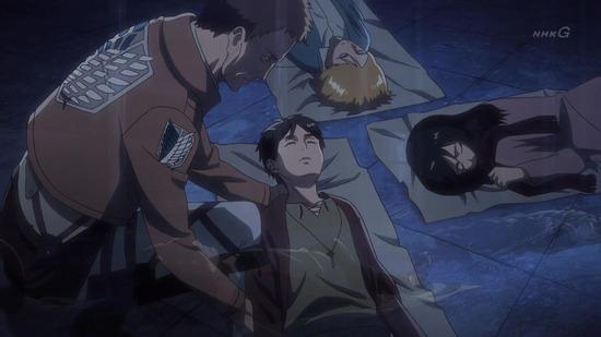 進撃の巨人 Season3 11話場面カット022