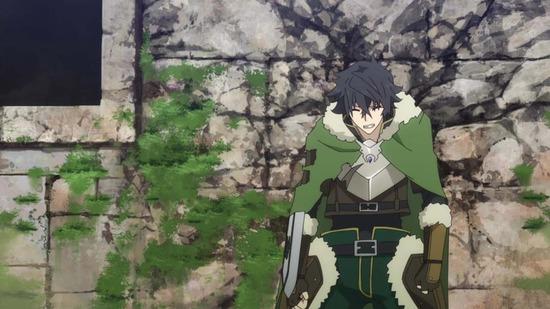 盾の勇者の成り上がり 17話番組カット010