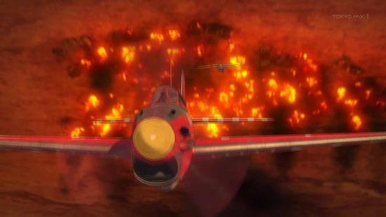 荒野のコトブキ飛行隊 7話番組カット024