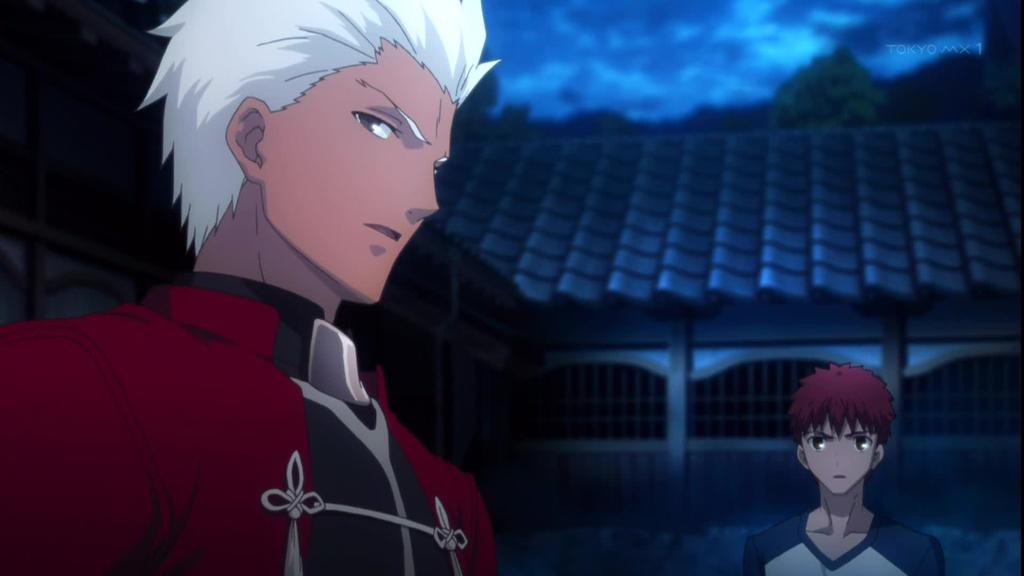 Fate/stay night[Unlimited Blade Works] #06 020