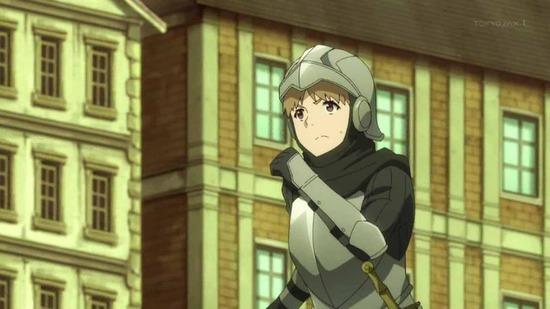 盾の勇者の成り上がり 9話番組カット025