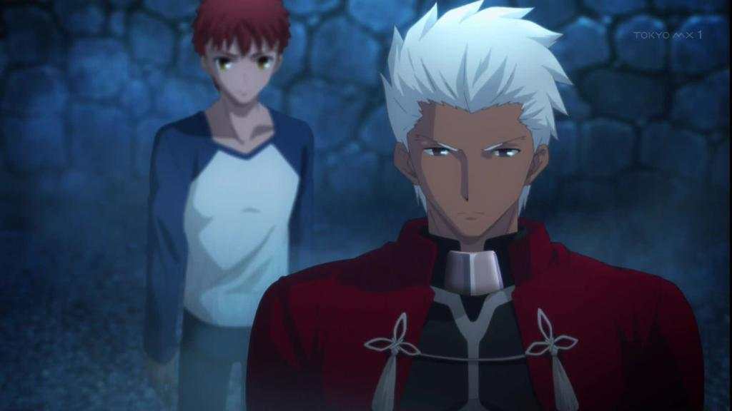 Fate/stay night[Unlimited Blade Works] #07 002