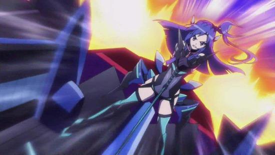 戦姫絶唱シンフォギアAXZ 3話番組カット041