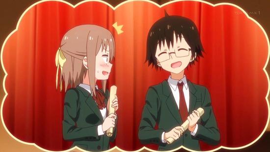 干物妹!うまるちゃんR 12話番組カット020