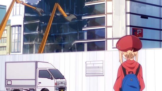 干物妹!うまるちゃんR 9話番組カット016