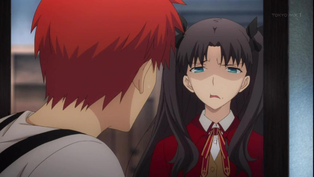 Fate/stay night[Unlimited Blade Works] #11 005