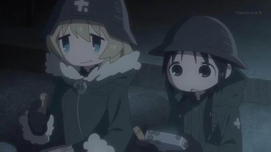 少女終末旅行 4話番組カット010