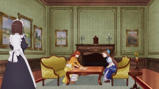 乙女ゲームの破滅フラグしかない悪役令嬢に転生 9話場面カット014