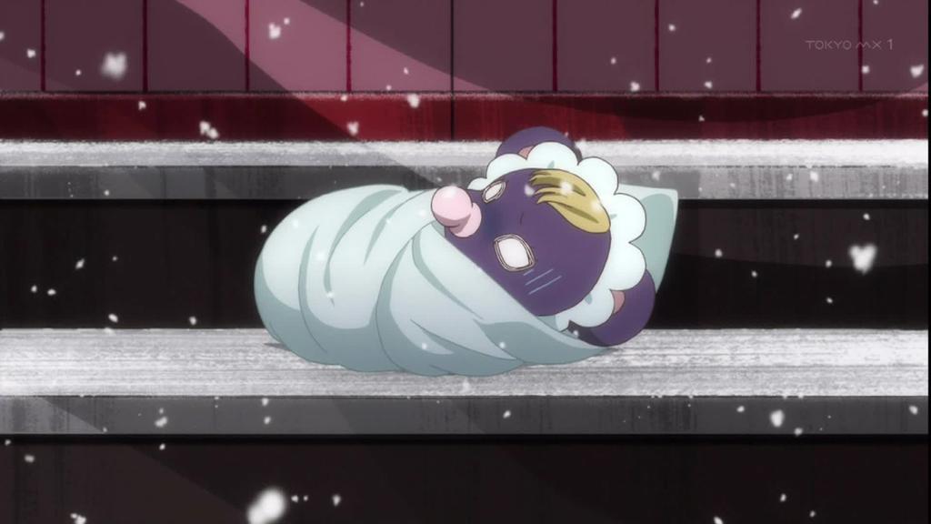 ユリ熊嵐 8話シーン 002