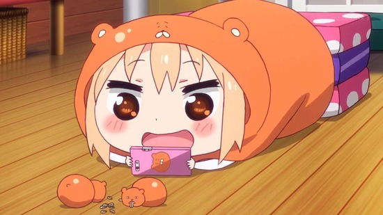 干物妹!うまるちゃんR 9話番組カット001