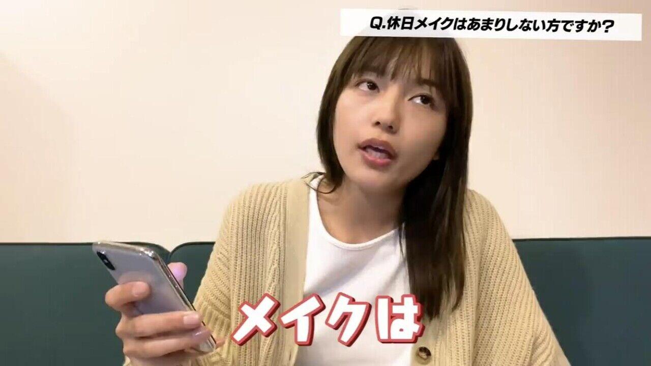 【画像12枚】川口春奈「私って可愛いじゃないですか、だからメイクはあんまりしない」